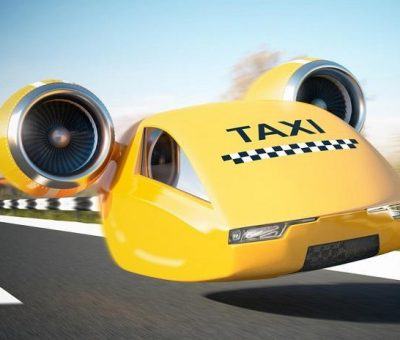 Flying taxis could be more efficient than gas and electric cars on long-distance trips