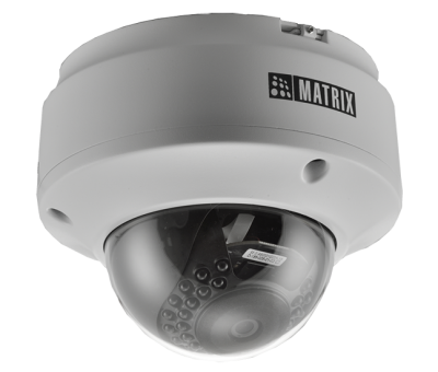 SATATYA MIDR20FL28CWP 2MP IR Dome Camera with 2.8mm Lens
