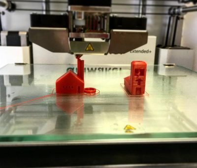 3D Printed Objects Usher in a New Industrial Revolution