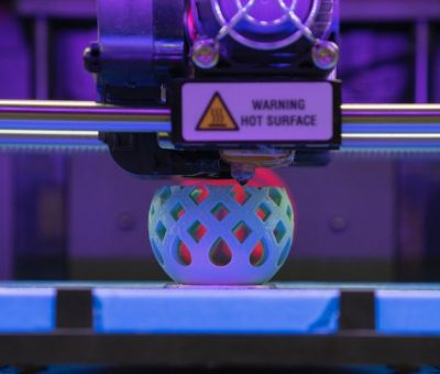Everything about 3D Printing and its types