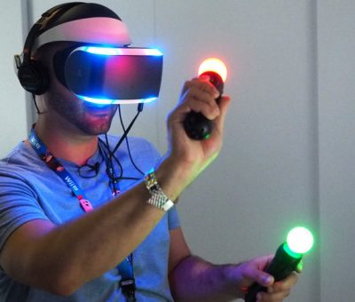 Virtual Reality Applications Beyond Gaming System