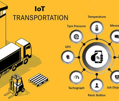 Internet of Things in public transport system