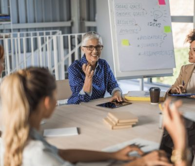 How to bridge the age gap in the workplace