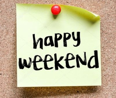 Tips to Have a Happy and Healthy Weekend