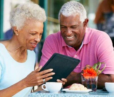 How Technology Benefits Elderly People