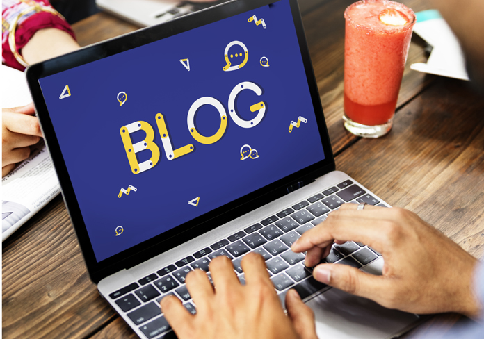 business blog examples
